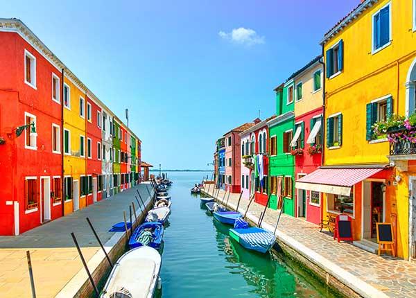 Venice & Balkans Tour